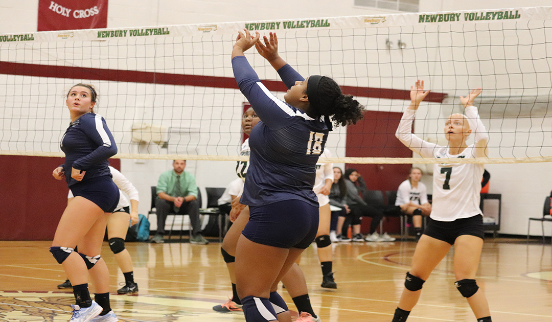 Falcons Take Pair from Fighting Saints; 3-0, 3-0