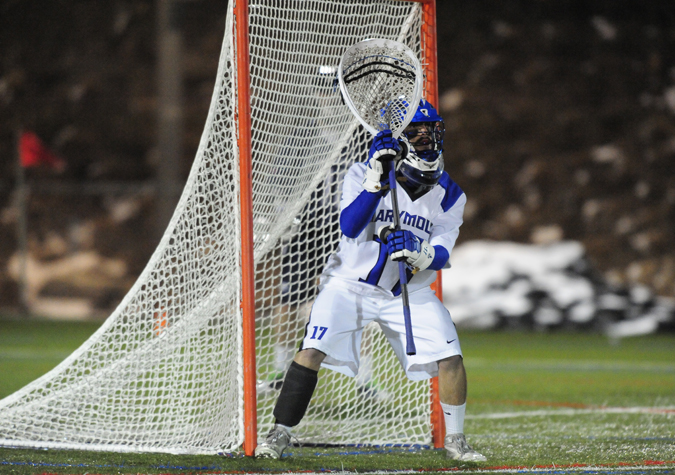 Men's Lacrosse Wins First CAC Game of Season