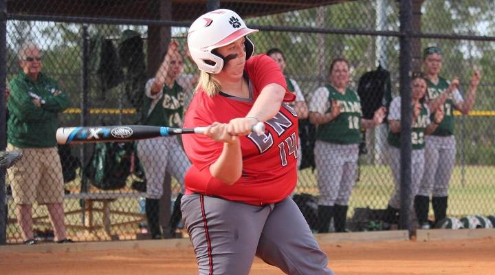Softball Suffers 5-2 Setback to Swarthmore; Edged by Wisconsin Lutheran 7-5