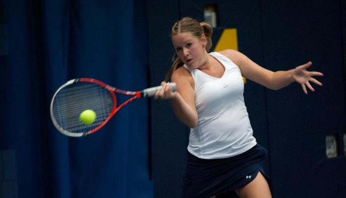 Women's Tennis Opens Season with Conference Win