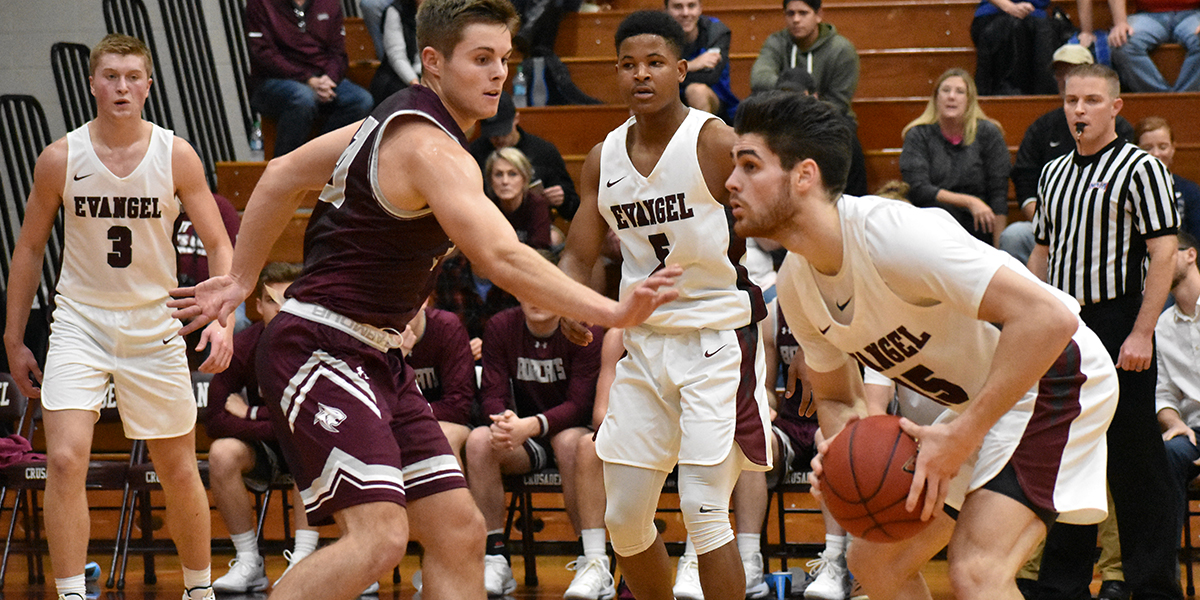 Evangel Men Drop Home Opener to College of the Ozarks, 78-72