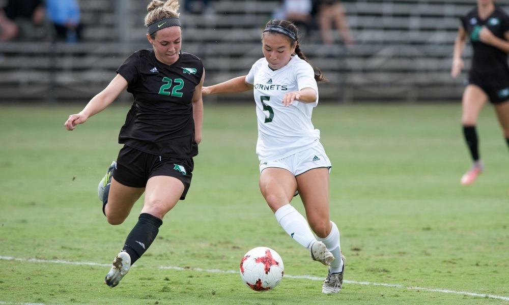 WOMEN'S SOCCER TRAVELS NORTH TO FACE MONTANA, PORTLAND STATE