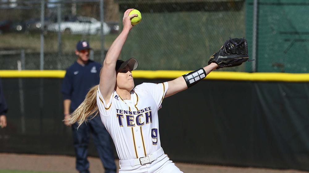 Waldrop named OVC Pitcher of the Week