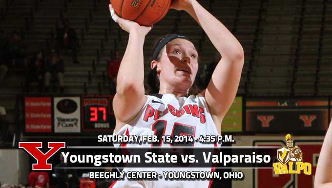 Penguins Hope to Snap Skid Against Valparaiso on Saturday