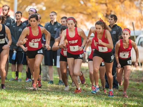 Cardinal Cross Country Wraps Up Season Saturday