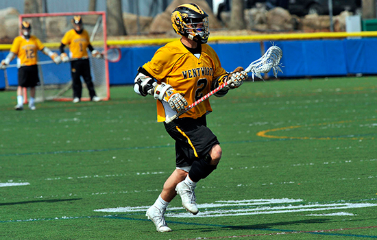 Western New England Cruises Past Men's Lacrosse