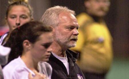 The late Joe Bochicchio has been inducted into the Middle Atlantic Conference Hall of Fame.  A native of Scranton, Bochicchio led the Royal women's soccer program to national prominence during his 23-year coaching career.