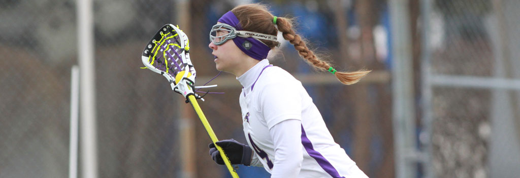 Women's lacrosse withstands Franklin Pierce rally, claims 14-12 victory