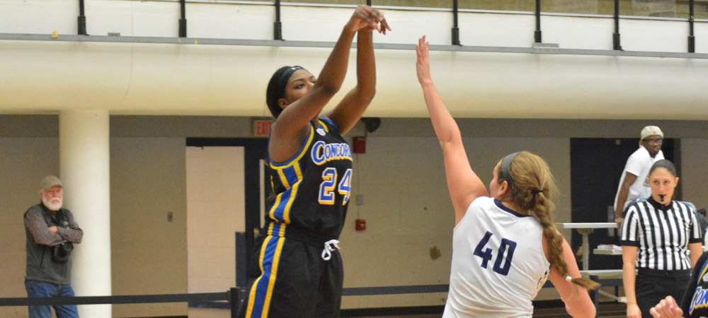 Clement Sets Career-High In Women's Basketball's 80-49 Setback At Dominican