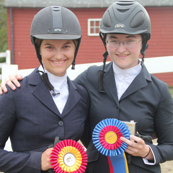 Riding Wins Smith Horse Show