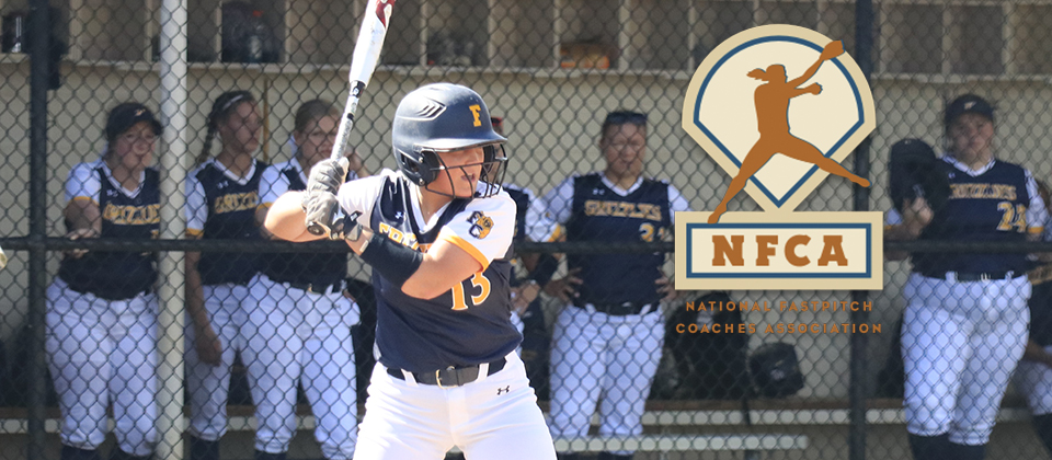NEWS | Natalie Weber Named First Team All-Region by NFCA