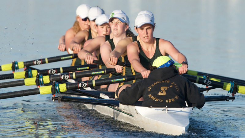 SIX TOP-20 TEAMS IN TOWN FOR THIS WEEKEND'S LAKE NATOMA ROWING INVITATIONAL
