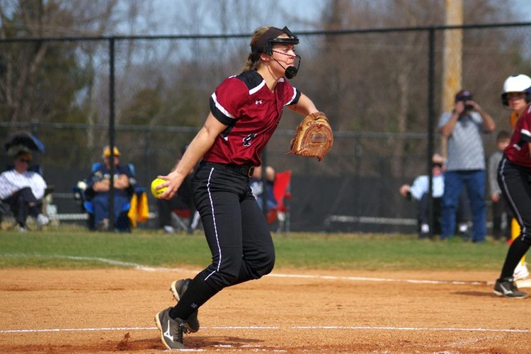 Carver, Lackey Lead Quakers in Sweep of N.C. Wesleyan