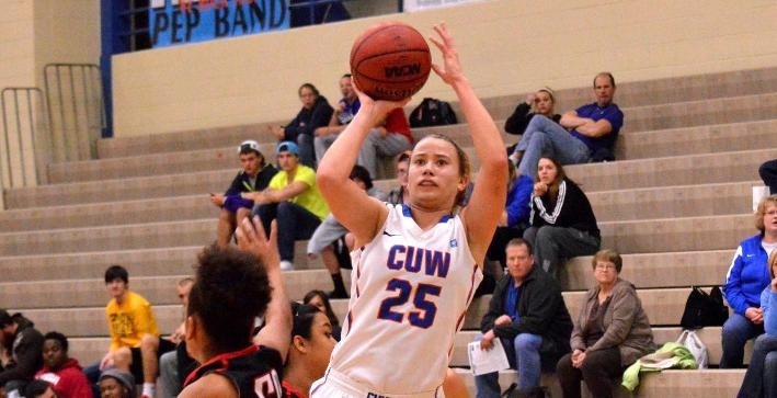 Riechers named NACC Women's Basketball Student-Athlete of the Week
