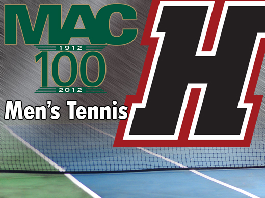 Men's tennis alum named to MAC 100 all-century squad
