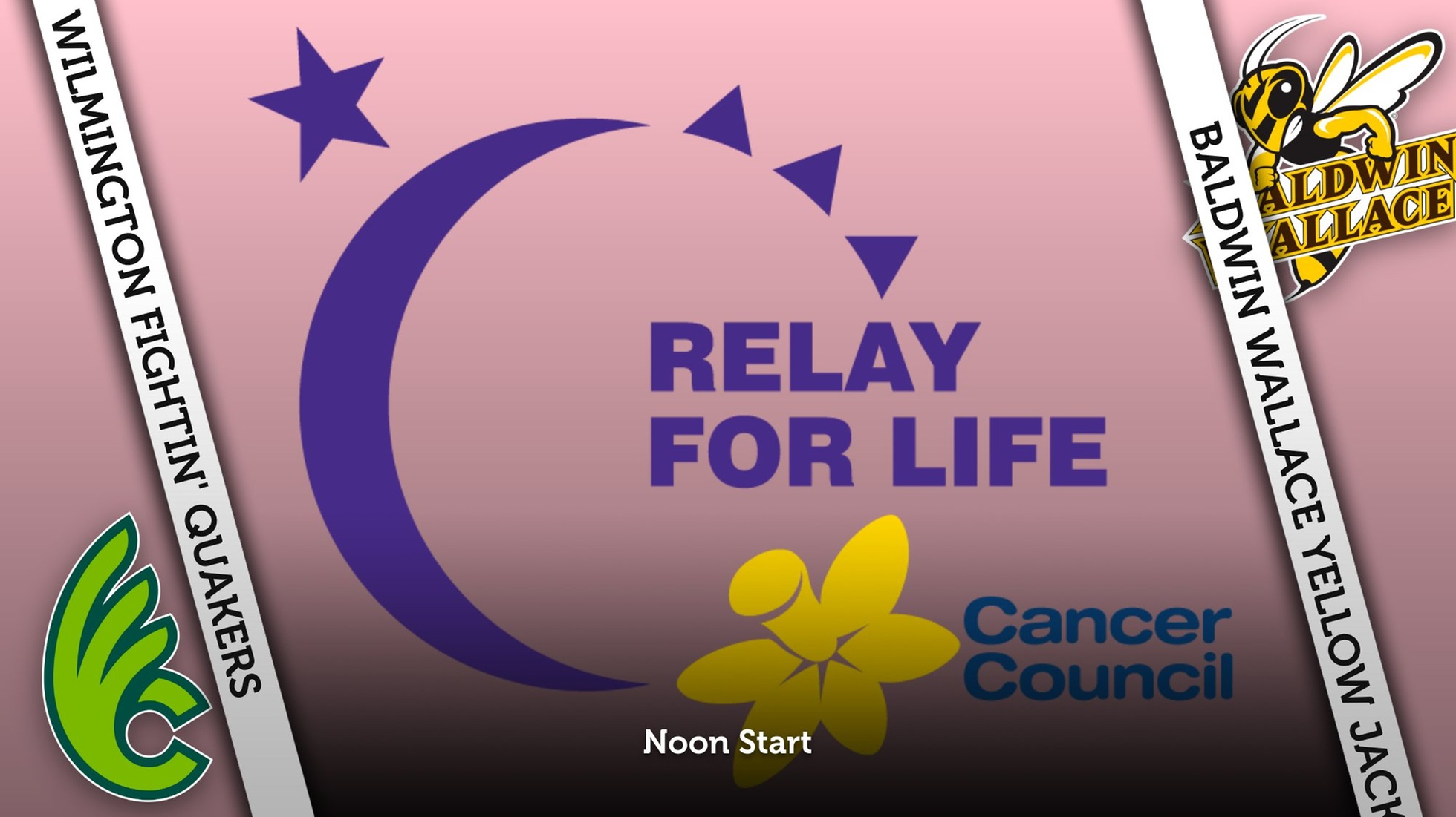Men's Swimming Hosts Baldwin Wallace in Relay for Life Dual Meet Saturday