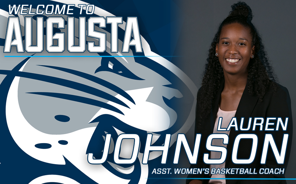 Lauren Johnson Tabbed Assistant Coach For Augusta Women's Hoops