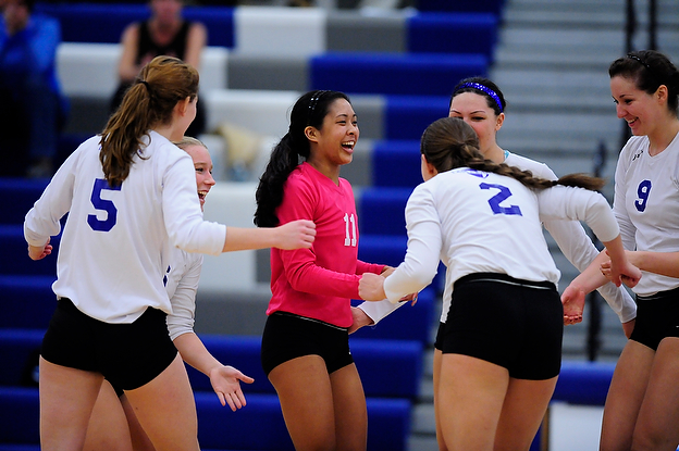Volleyball Opens 2014 Season Friday at Crosstown Crossover