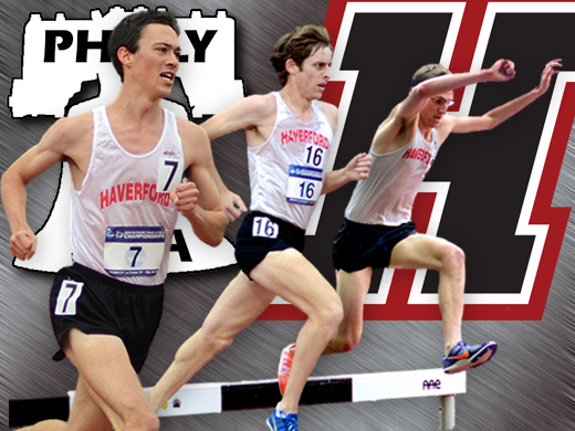 3 track All-Americans voted to academic all-area team