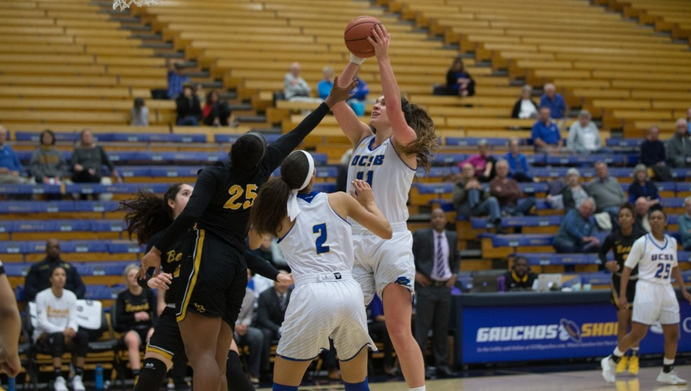 UCSB Hits the Road for Big West Action at CSUN and UC Irvine