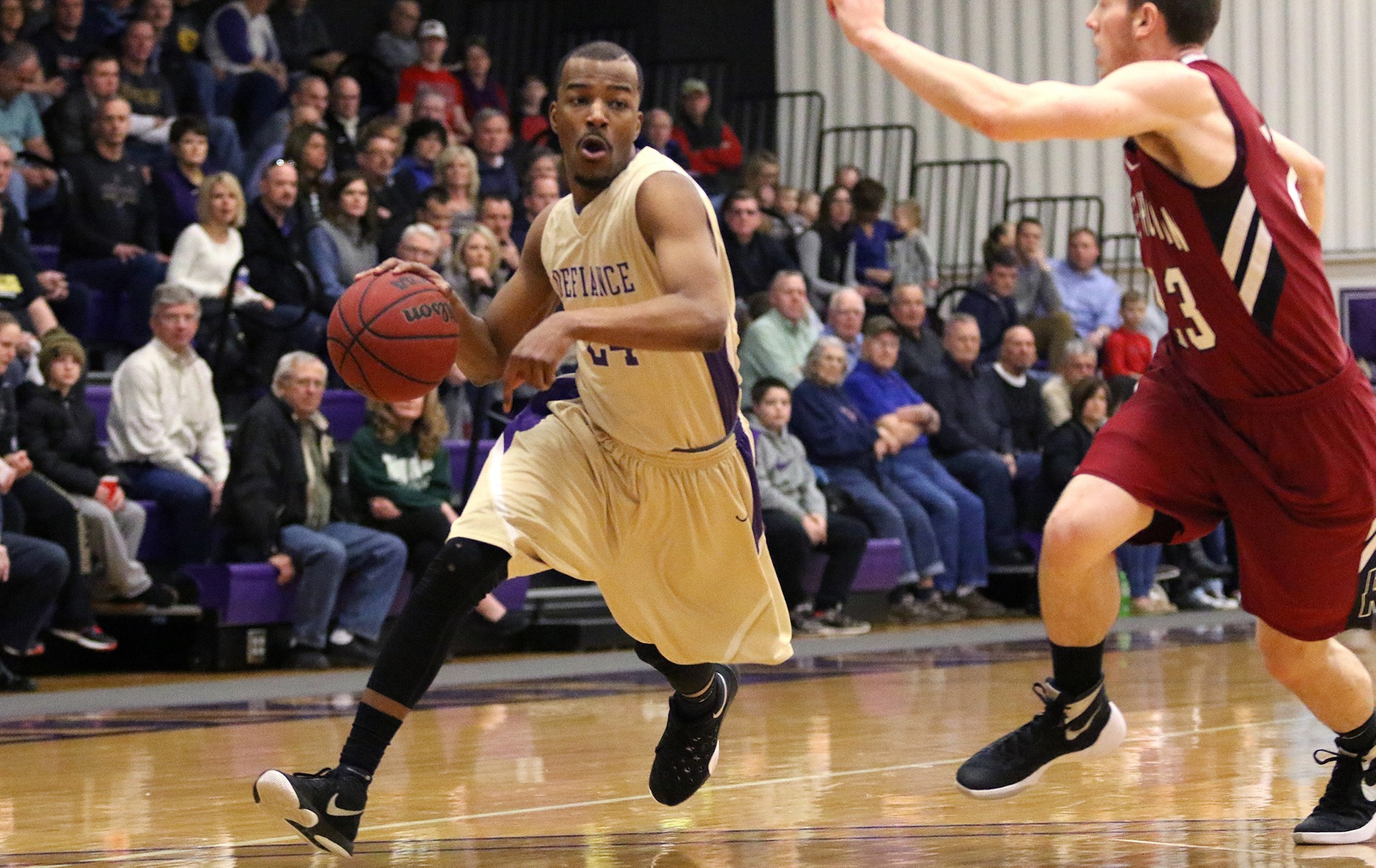 Men's Hoops Beaten By Transylvania in Double Overtime