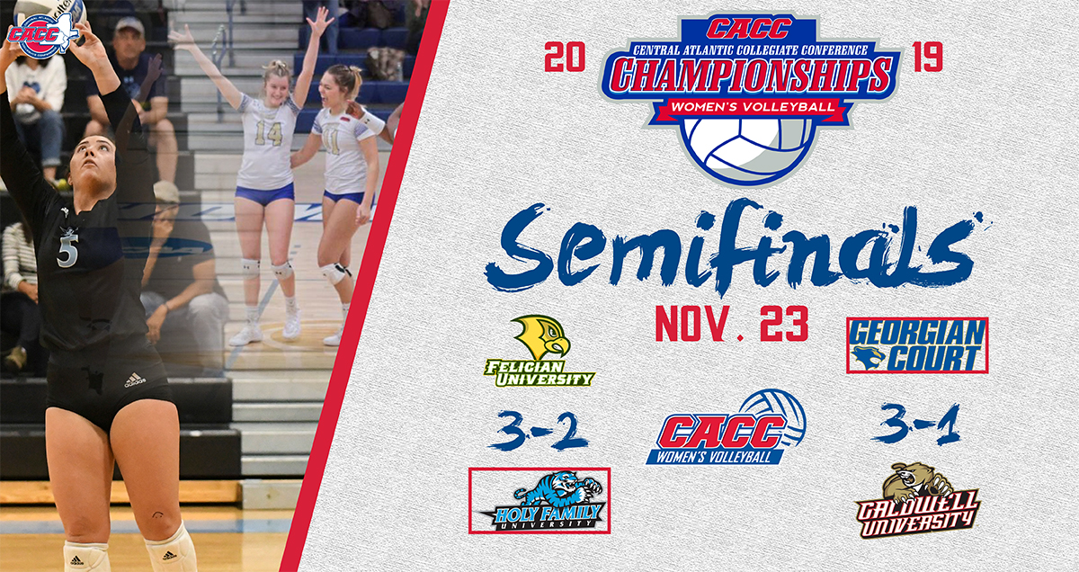 Southern Teams Victorious in Semis; GCU & HFU to Meet in 2019 CACC Women's Volleyball Championship Final