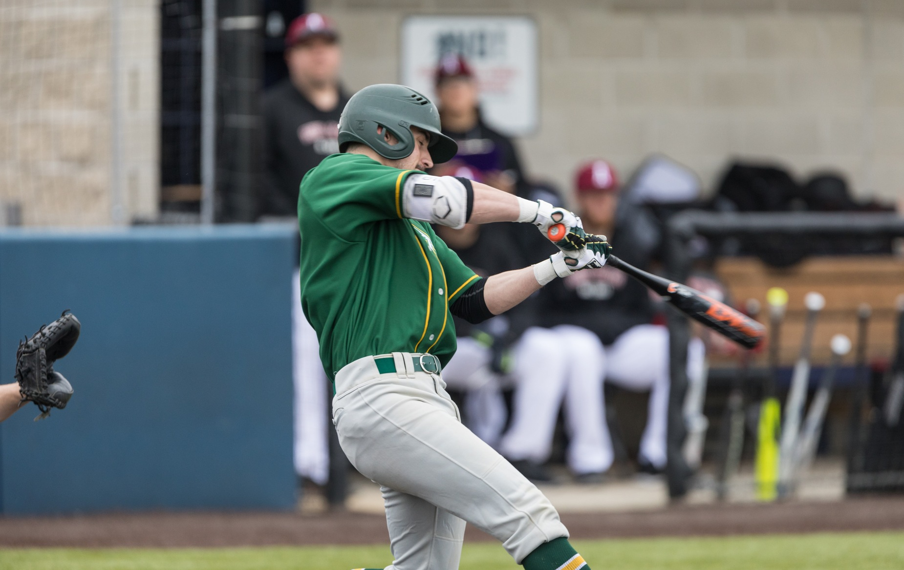 Falcons Edged By Engineers, 6-4 (11 Inn)