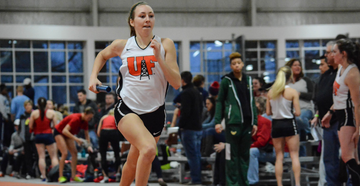 Oilers Take 2nd at Cedarville