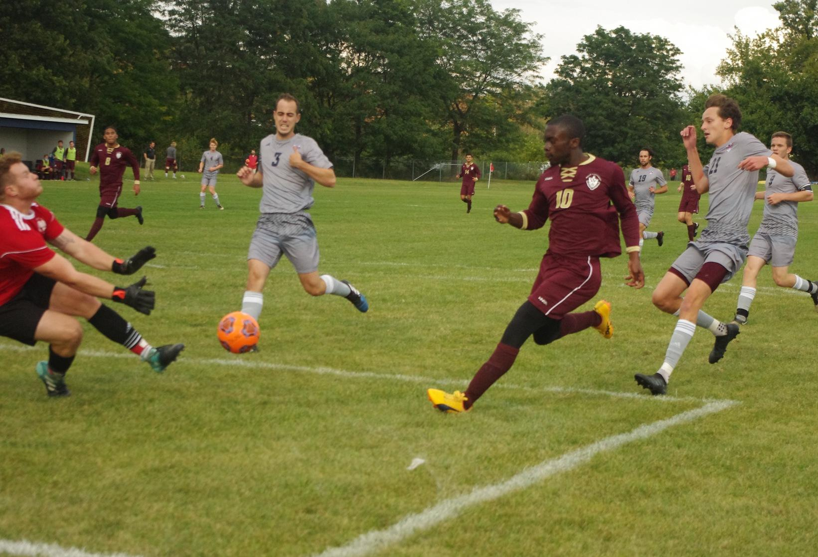 No. 8 Walsh Ready For Rematch With No. 1 OVU