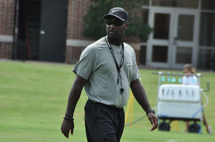 Football: Assistant Head Coach/Defensive Coordinator Earl Chambers promoted to head coach