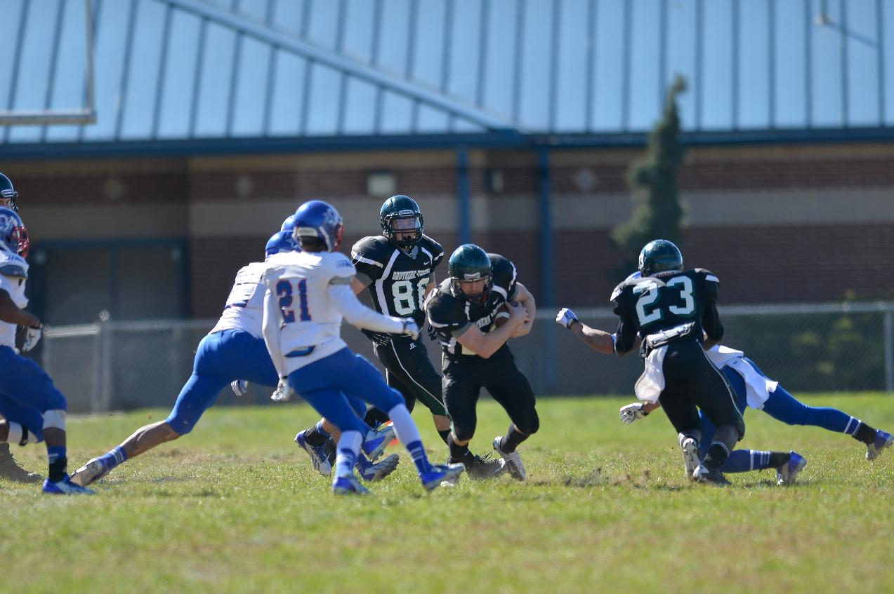 Football vs. Bluefield College-Oct. 26, 2013 - Southern ...