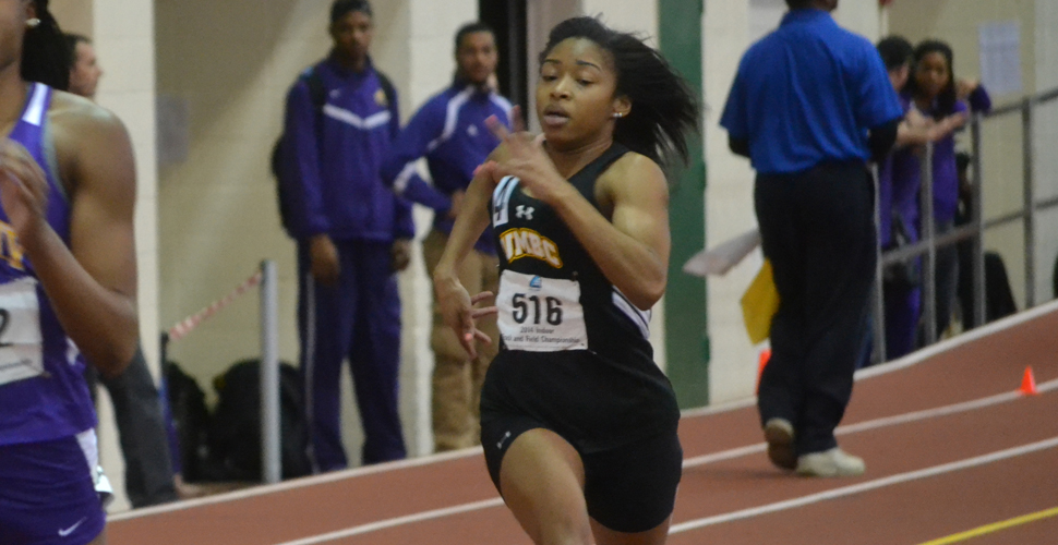 UMBC Track and Field Completes Day One of America East Championships