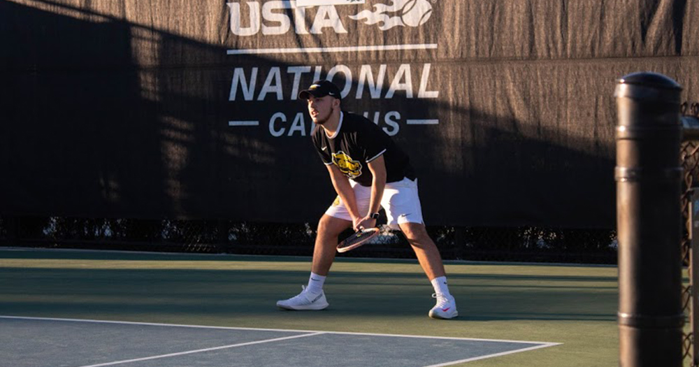 Men's Tennis Runs Win Streak to Two