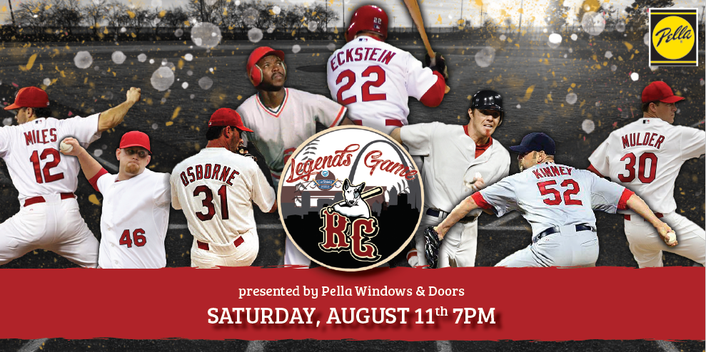 STL Legends Game This Saturday