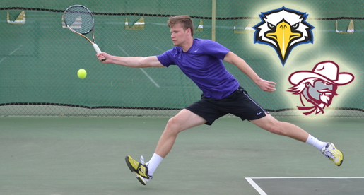 Golden Eagles take 10-match win streak to Kentucky for two tests