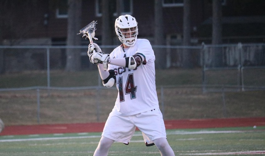 Men's lacrosse rolls Adrian with school-record 26 goals
