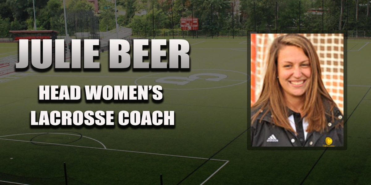 Julie Beer Named First Head Women's Lacrosse Coach at Clark