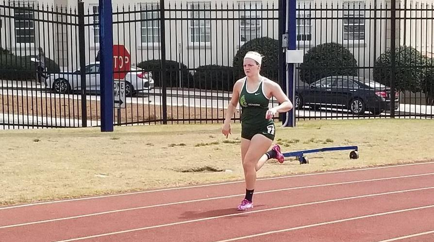 Women's Track & Field Takes 14th at Emory Invitational