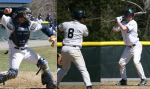 Baseball places three on TCCC Honorable Mention