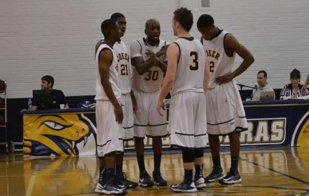 Cobra Men Prepared for Conference Tournament to Begin