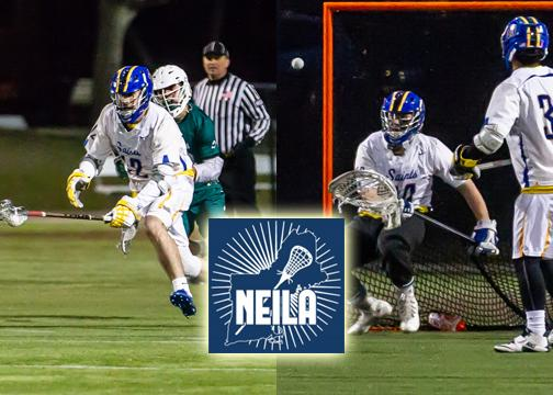 SOUSA & ROSENBERG NAMED TO NEILA EAST-WEST SENIOR ALL-STAR TEAM