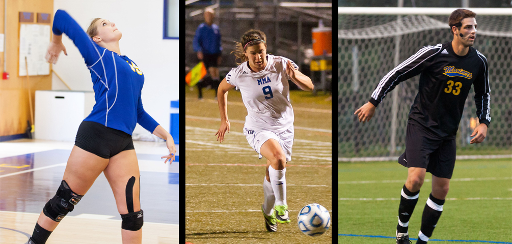 Soccer, Volleyball Schedules Released