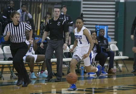 University of Maine at Augusta uses strong third quarter to defeat women's basketball team 61-51 on day one of NHTI Holiday Inn New Year's Classic