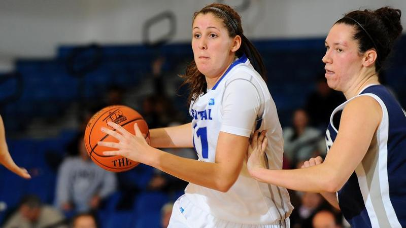 Women's Basketball Edges New Hampshire