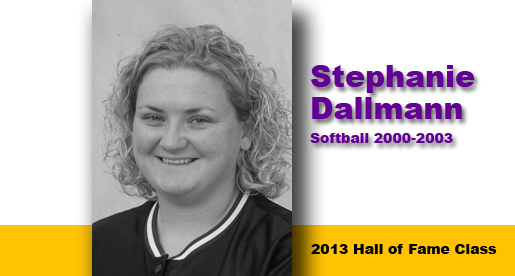 Stephanie Dallmann to be inducted into TTU Sports Hall of Fame Oct. 25