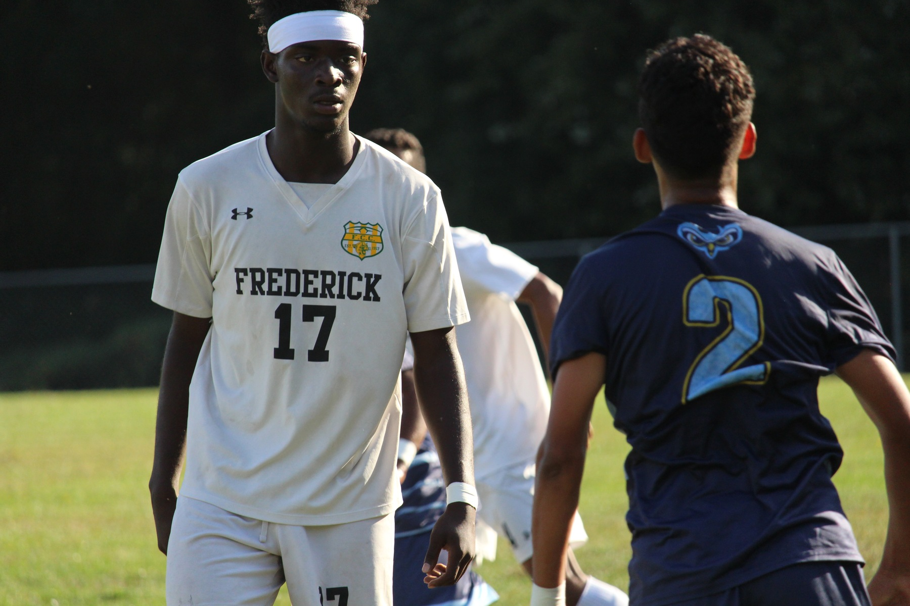 Cougars Upend Nationally-Ranked PGCC