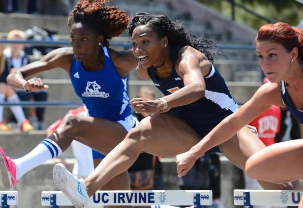 Titans Prepare to Compete With Nation's Best at NCAA West Regionals