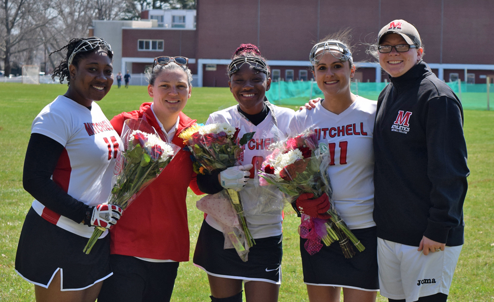 WLAX's Murtha Ties NCAA Record on Senior Day