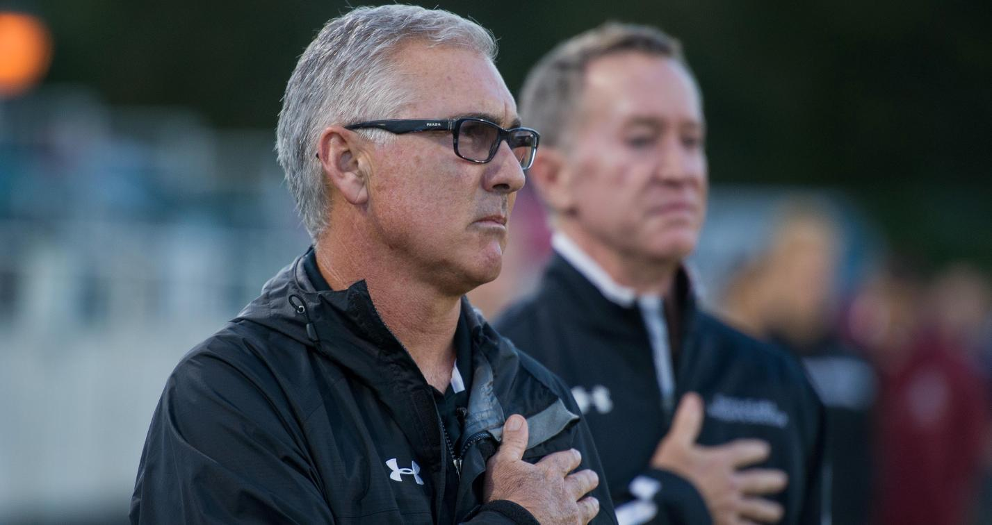 Women's Soccer Head Coach Jerry Smith Named 2013 NSCAA West Region Women's Coach of the Year