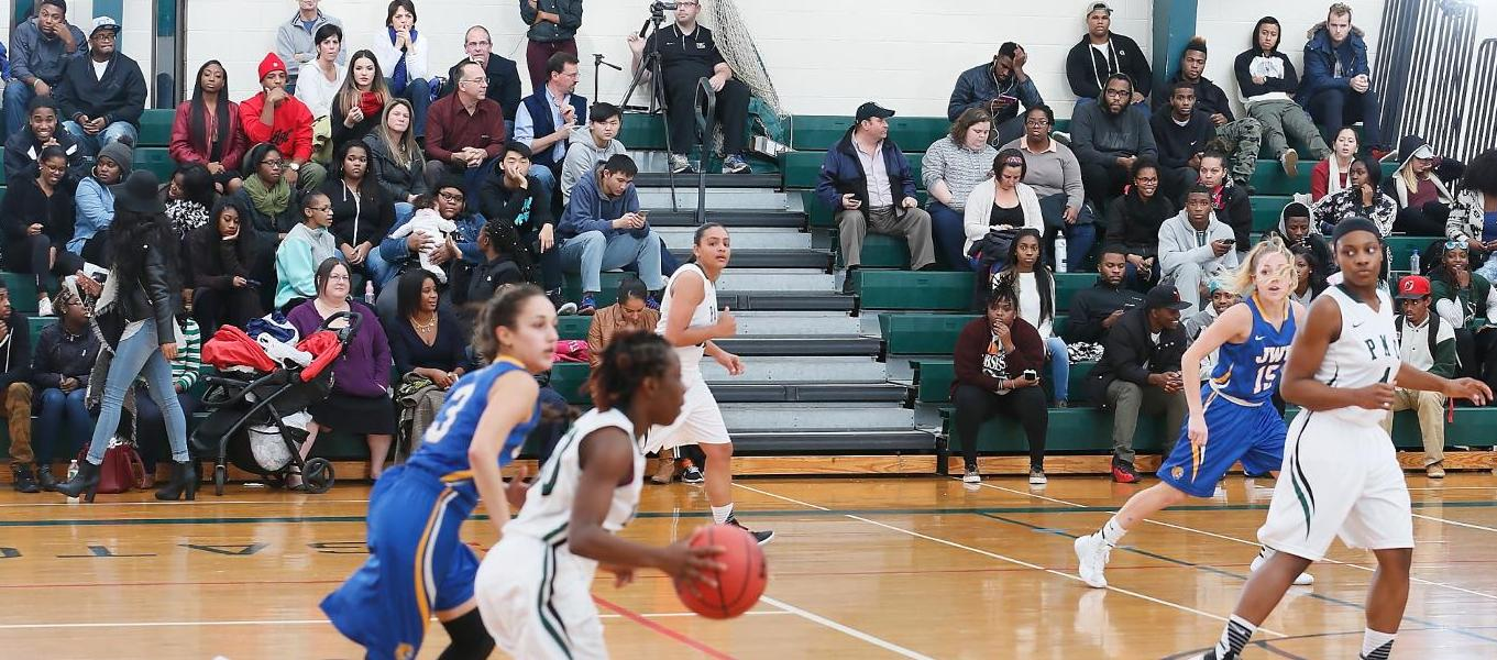 Lady Gators Drop Tough Home Game